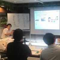 防災備蓄品についての講習会