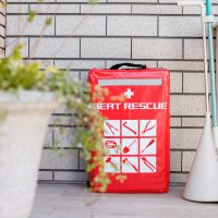 ⽔没しない災害救助⼯具セット「浮くリュック BEAT RESCUE(ビートレス キュー)」新発売